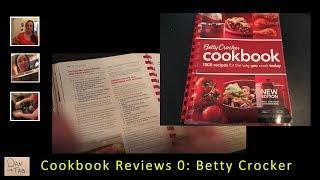 Cookbook Reviews 0: Betty Cookies