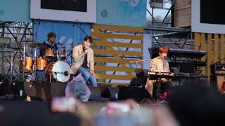 180414 HAND Festival 멜로망스 (MeloMance) - 짙어져 live @난지한강공원