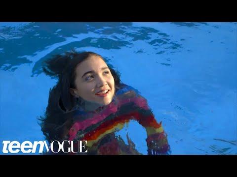 Rowan Blanchard and Yara Shahidi's Teen Vogue Cover Shoot  Teen Vogue