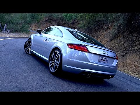 2016 Audi TT FIRST DRIVE REVIEW