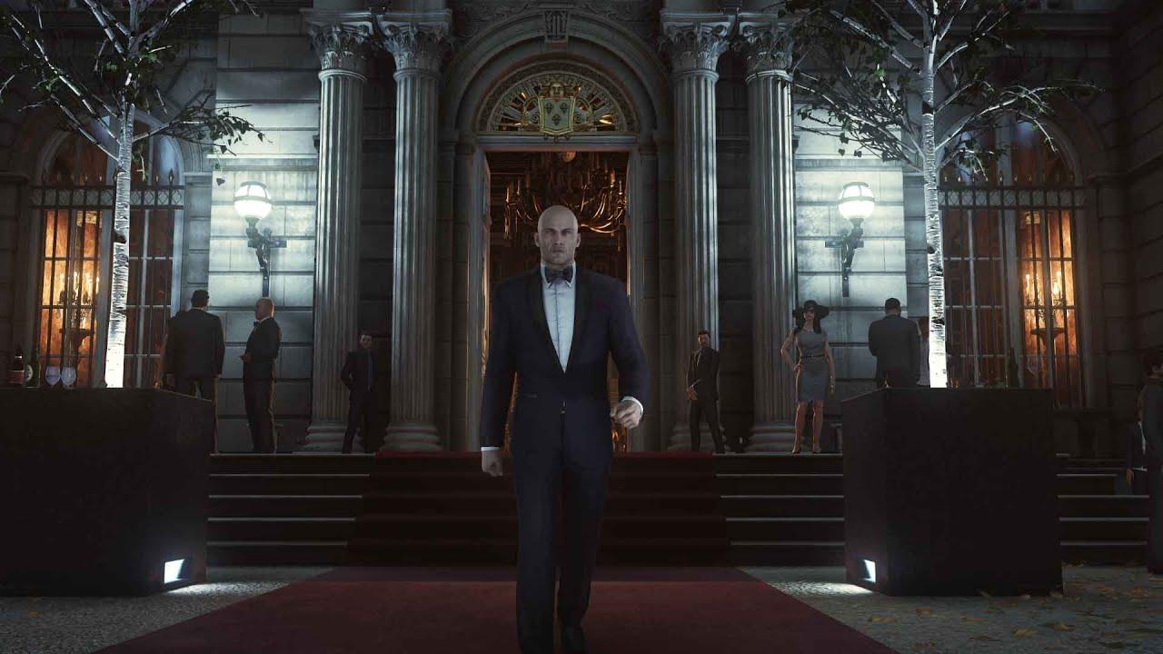 Hitman (PS4) - Gameplay y entrevista al productor del juego - YouTube
