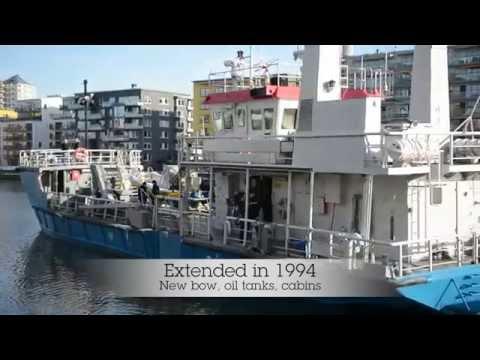 Shipsforsale Sweden, Coastguard oil-recovery vessel KBV 045. Sold.