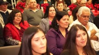 ESTUDIANTES ZACATECANOS EN CALIFORNIA- Reciben estimulos economicos