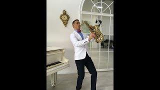 Саксофонист на свадьбу и праздник в Москве
