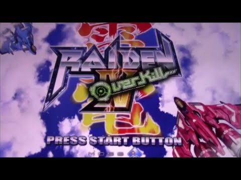 Raiden IV Overkill (PS3) Gameplay Review - YouTube