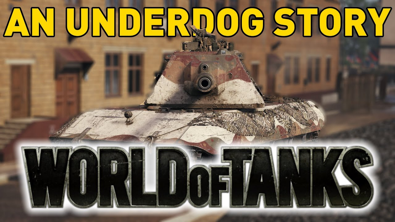 An Underdog Story in World of Tanks thumbnail
