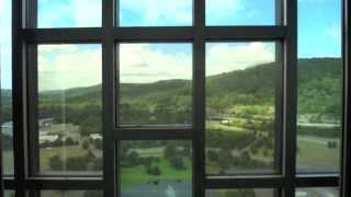 Awesome Scenic Westinghouse Traction Elevators  - Sheraton Mahwah Hotel - Mahwah, NJ