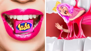 If FOOD were PEOPLE | Funny Food Situations by La La Life Musical