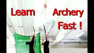 Lars Andersen: Learn Archery Fast!