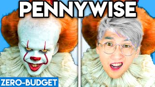 PENNYWISE WITH ZERO BUDGET! (Pennywise the Clown 'IT' NEW MOVIE PARODY)