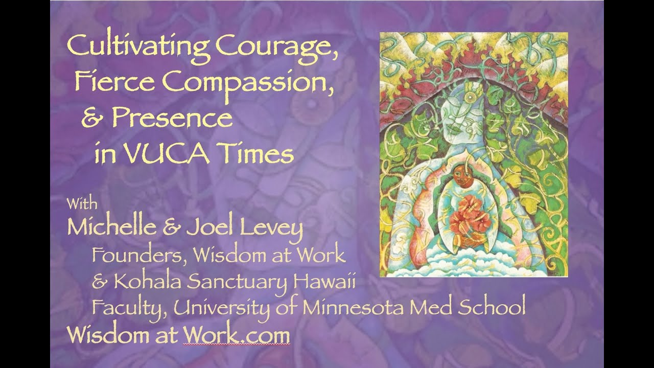 Download Courage, Compassion, & Resilience with Dr. Joel & Michelle Levey