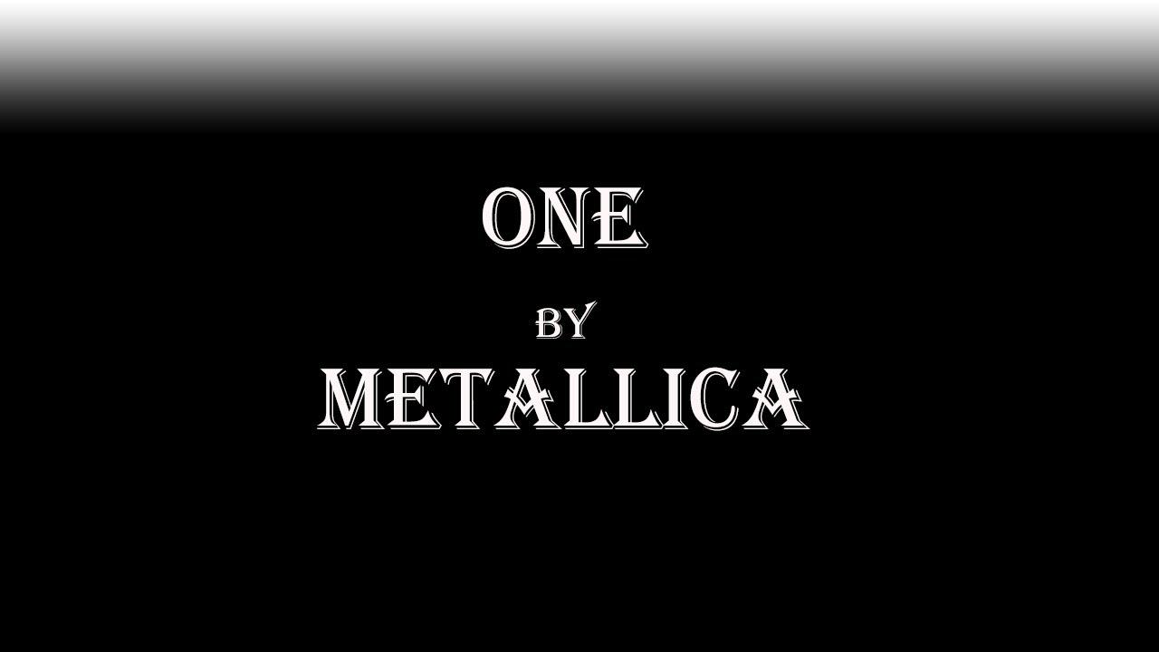 Download Metallica - One (Full Lyrics)