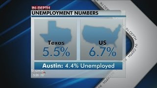 Texas jobless rate falls to 5.5 percent in March
