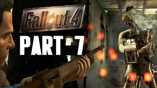 Fallout 4 Walkthrough Part 7 - FORT HAGEN (PC Gameplay 60FPS)