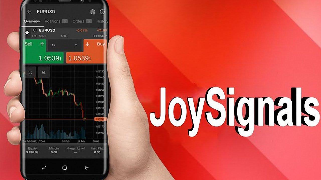 JoySignals - Программа, Необходимая Каждому | Индикатор Бинарных Опционов Программа