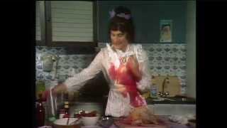 Die Otto-Show VII – Louisa Flambe hat sich geschnitten