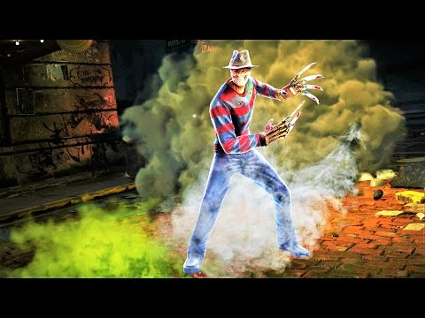 Injustice 2 - FREDDY KRUEGER reference! Playing with Power EASTER EGG!!! NEW