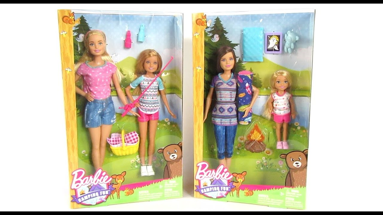 Buy it now. Free shipping. 22 watching; |; 11 sold. Barbie sisters winter getaway fashion dolls get 4 dolls and ski accessories sniowboard hats. Item model. Barbie sharin' sisters barbie skipper stacie dolls 1992 mattel 10143. $34. 99.