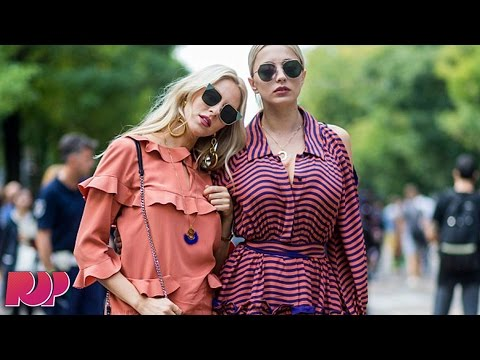 Vogue Editors BEEF With Fashion Bloggers At Milan Fashion Week!