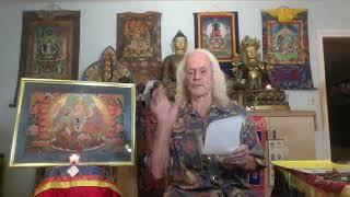 10-22-2020  Seven Line Prayer and Guru Yoga