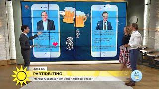 Marcus Oscarsson: Här är Löfvens bästa matchning  - Nyhetsmorgon (TV4)