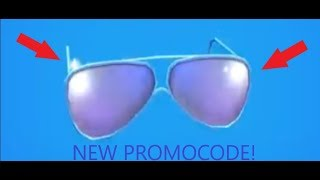 [PROMO CODE] Roblox - How to get the Super Social Shades!