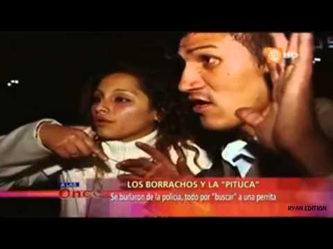 Los Borrachos y La 'Pituca' - A Las Once 'MI PERRA ES PITUCA' 2013