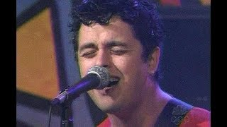 Green Day: Waiting LIVE on Jay Leno 2001 (Restored)