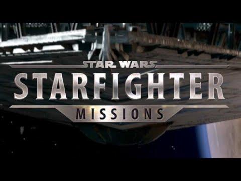 NEW Star Wars Mobile Game!!! | Star wars starfighter missons |