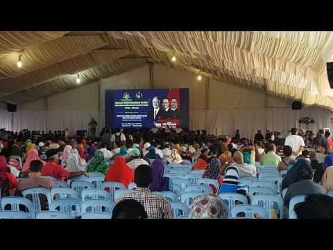 Melaka Event Speech By Prime Minister Mohammad Najib bin Abdul Razak