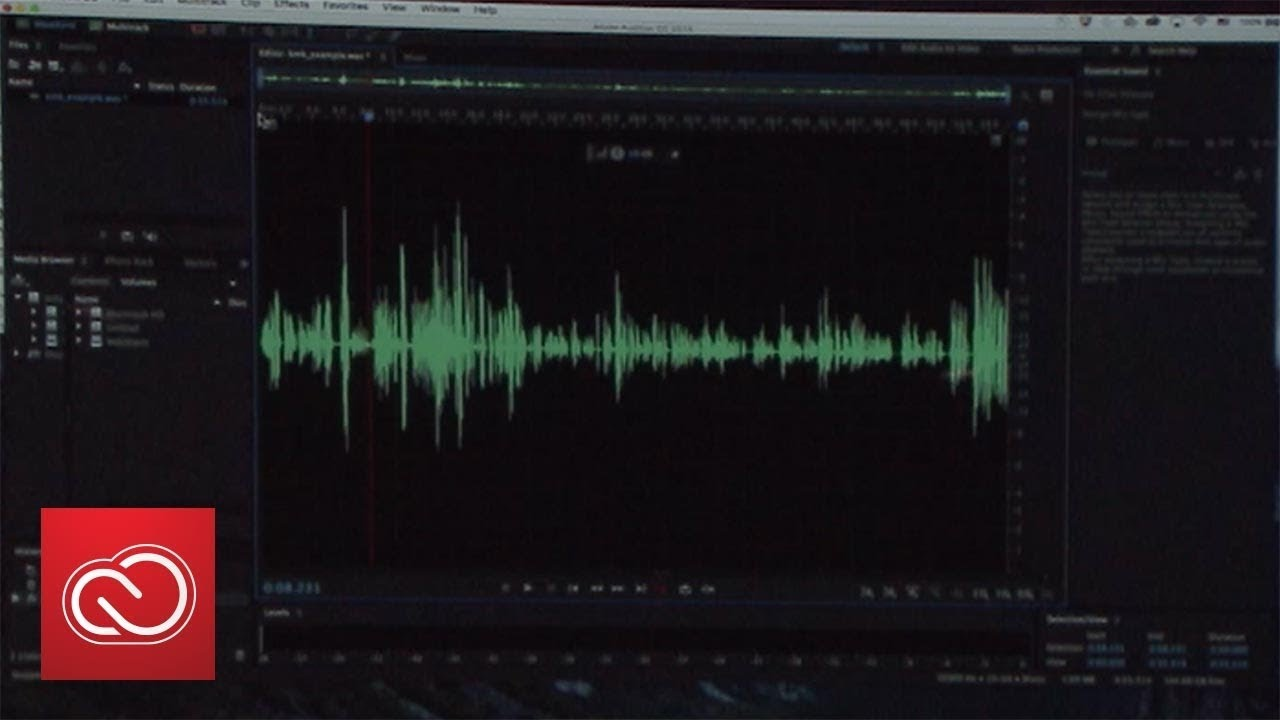 "Adobe demos ""photoshop for audio,"" lets you edit speech as easily as"