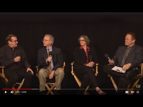 4 Famous Oscar Experts Predict 2018 Acting Races: Pete Hammond, Anne Thompson, Tim Gray & Tom ONeil