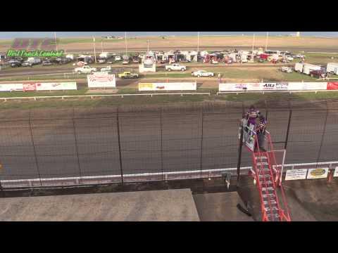 IMCA Hobby Stock Heats Wakeeney Speedway 5-25-15