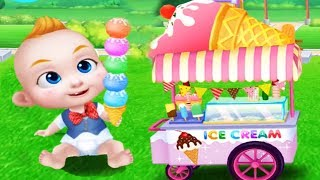 Patron Bebek Bakım Günü #Çizgifilm Tadında Yeni Oyun