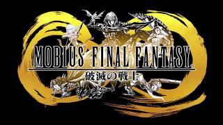 Mobius Final Fantasy: Warrior of Destruction (JP) - Announcement trailer