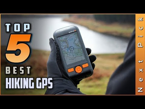 Top 5 Best Hiking GPS Review in 2020