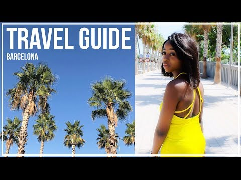 TRAVEL GUIDE: BARCELONA OVERALL VIEW