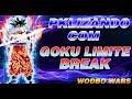 Wodbo Wars - PKLIZANDO De GOKU LIMIT BREAK