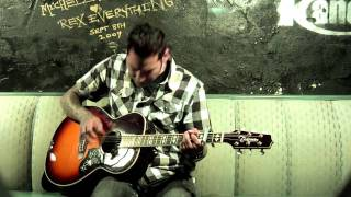 mike herrera from tumbledown performs arrested in el paso blues