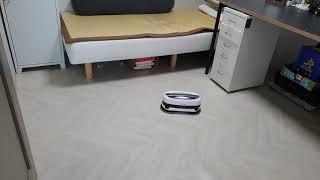 에어리봇 엣지. 로봇 물걸레 청소기