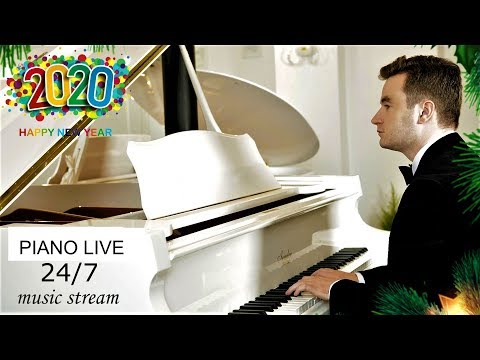 Christmas Smooth Jazz Music - Piano Live (Best of Oleg Pereverzev)