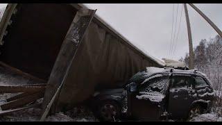 Страшное ДТП в Ивановском районе: пострадавших пришлось доставать из искореженного автомобиля