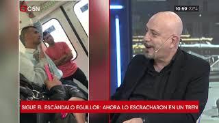 Psicólogo Oscar Mangione -  Caso Rodrigo Eguillor 8/12/2018