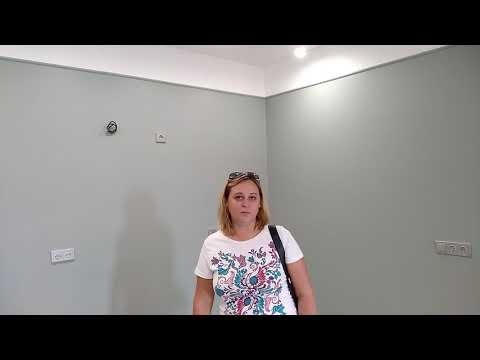 Натяжные потолки в зале,комнате,санузле и коридоре. Город Пересвет.