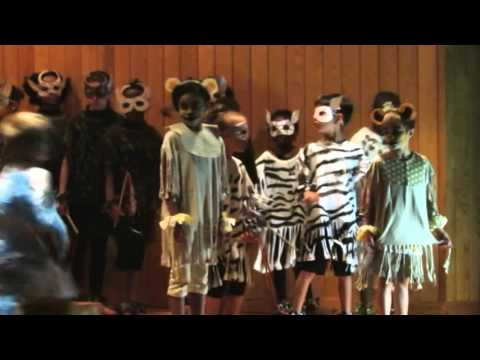 The Lion King Kids ~ Youngsville Elementary School 4/22/2016