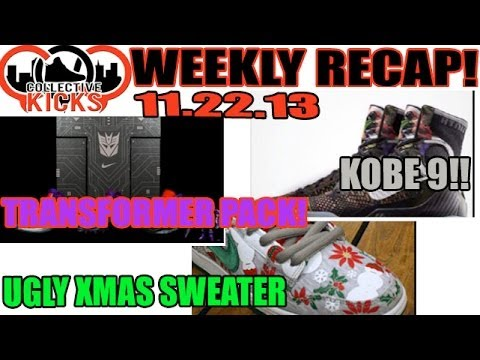 53dc1127bfbc CollectiveKicks Weekly Recap 11.22.13  Kobe 9!