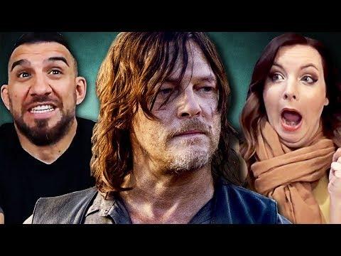 "Fans React To The Walking Dead Season 9 Episode 13: ""Chokepoint"""