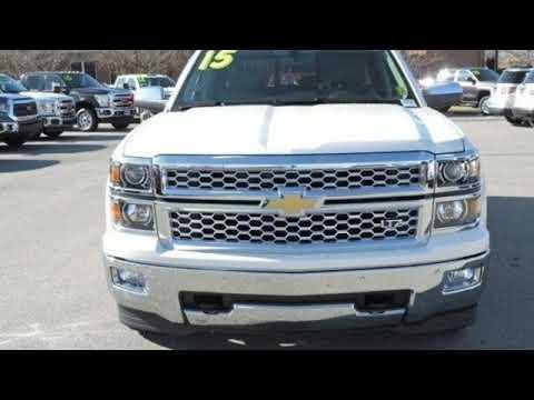 2015 Chevrolet Silverado 1500 Smithfield NC Selma, NC #T180949A - SOLD
