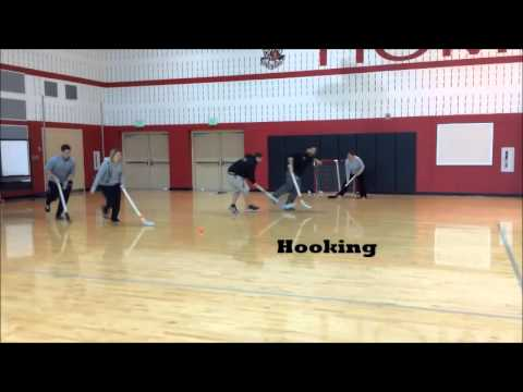 Street Hockey Safety Violations with Terminology
