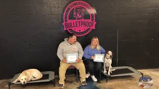 Maverick & Goose l Amazing Testimonial l Bulletproof Dog Training Cincinnati
